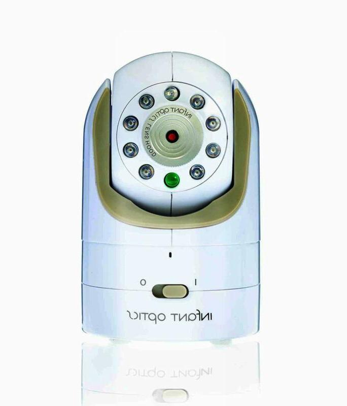 Add-On Camera Video Monitor With Interchangeable Lens