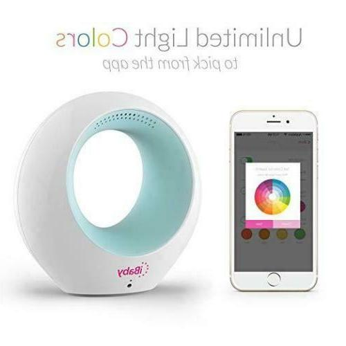 iBaby Smart Quality and Purifier with Audio Monitor