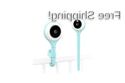 baby camera with true crying detection turquoise