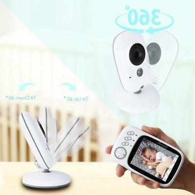 Baby Display Video with Night Vision Temper