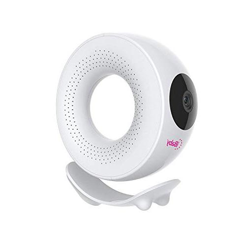 iBaby Baby Monitor Plus, Full Wi-Fi Camera with & Humidity and Motion Vision Camera, Android
