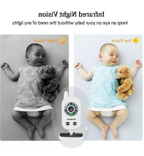 Baby Monitor Camera- Wireless Video for Baby