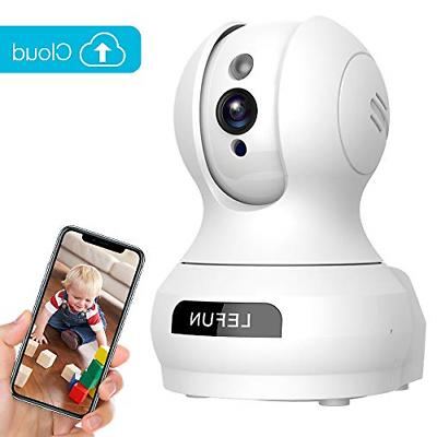 Lefun Wireless IP Security Camera 720P Indoor Camera with Mo