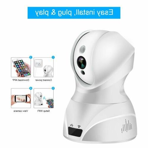 Baby Monitor WIFI HD Security Vision