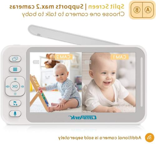 Baby Monitor and Baby Split