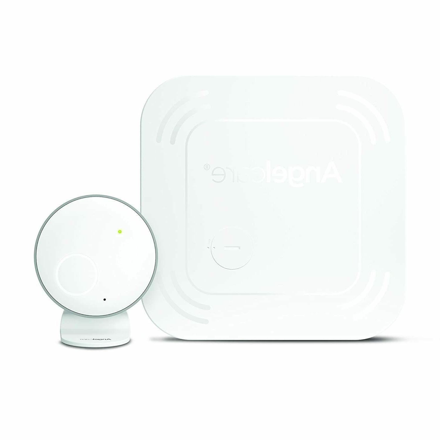 baby monitor with movement alarm and wireless