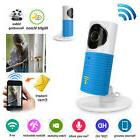 Blue Clever Dog Baby Monitor Night Vision Wireless Wifi Secu