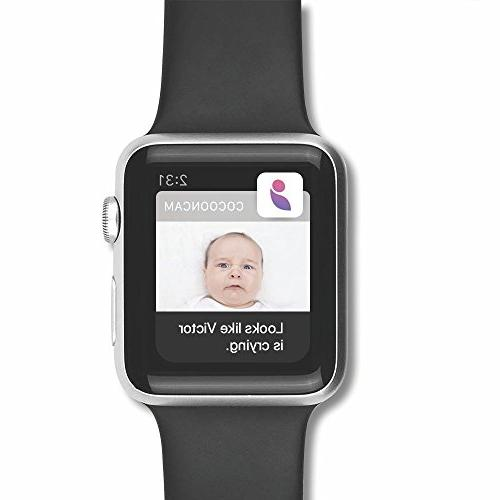 Cocoon Baby Monitoring - Updated Version