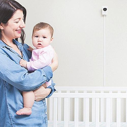 Cocoon Baby Monitor with Monitoring Version