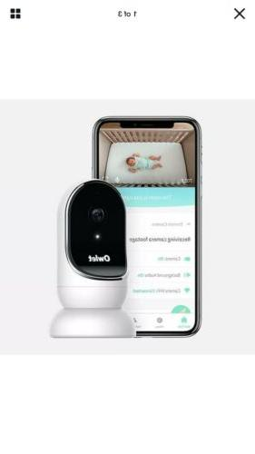 cam wi fi video baby monitor sealed