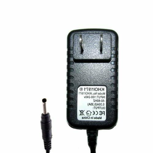 wall Charger AC power adapter FOR VTECH VM321 baby monitor 2