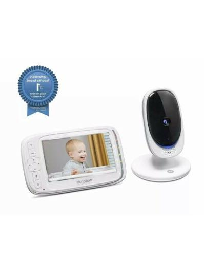 "Motorola Comfort 50 Video Baby Monitor with 5"" Color Display"