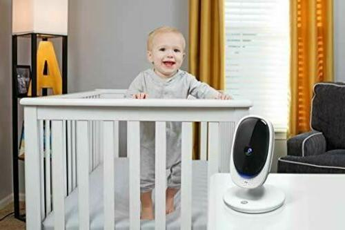 """Baby Monitor 5"""" Color Display Two-Audio Infrared"""