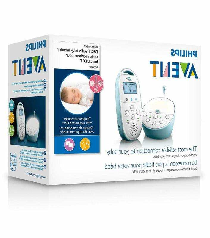 Philips Avent Dect Baby SCD560/10