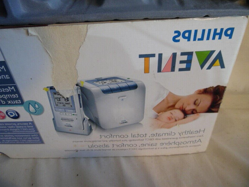 Philips Avent DECT Monitor Euro Model NOS