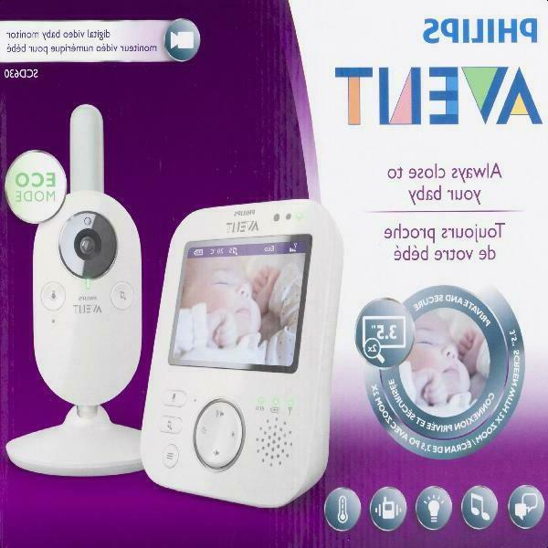 Philips Baby With Scd630/37