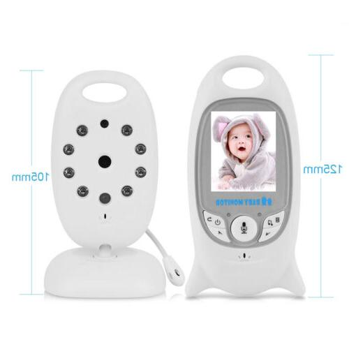 Digital Wireless Baby Infant Video IP Thermometer