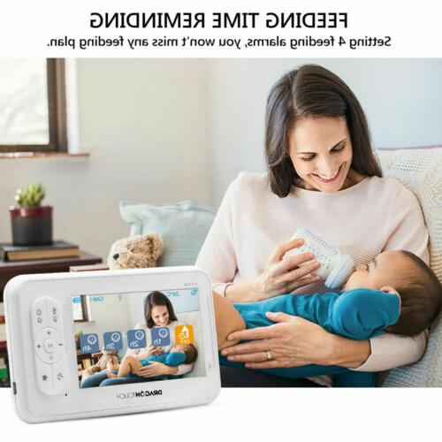 DT40 Baby Video Vision Temperature Monitoring