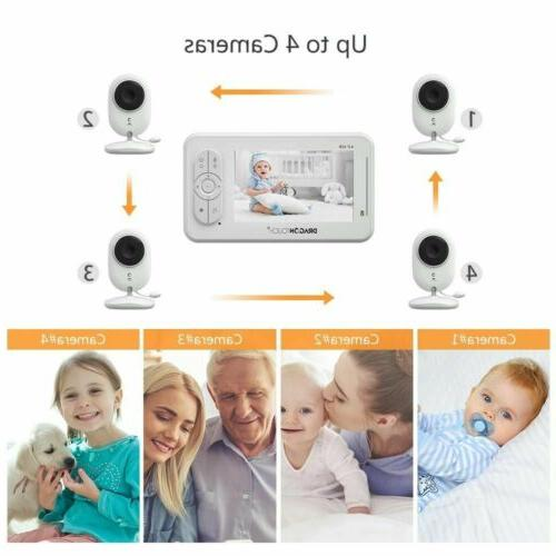 DT40 Baby Video Temperature Monitoring | Refurbished