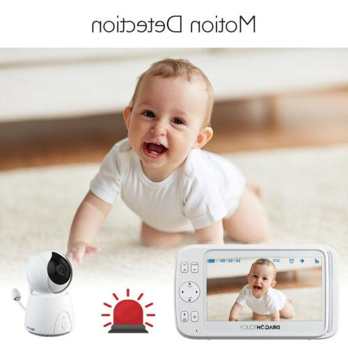 "DT50 5"" Wireless Security Camera Baby Monitor Refurbish"