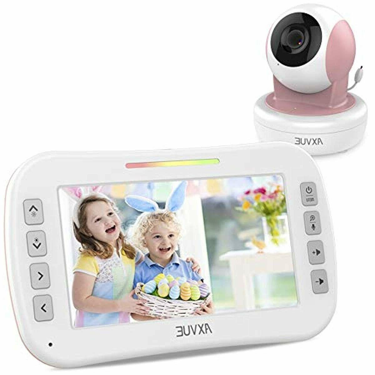 e9650 video baby monitor with 4 3
