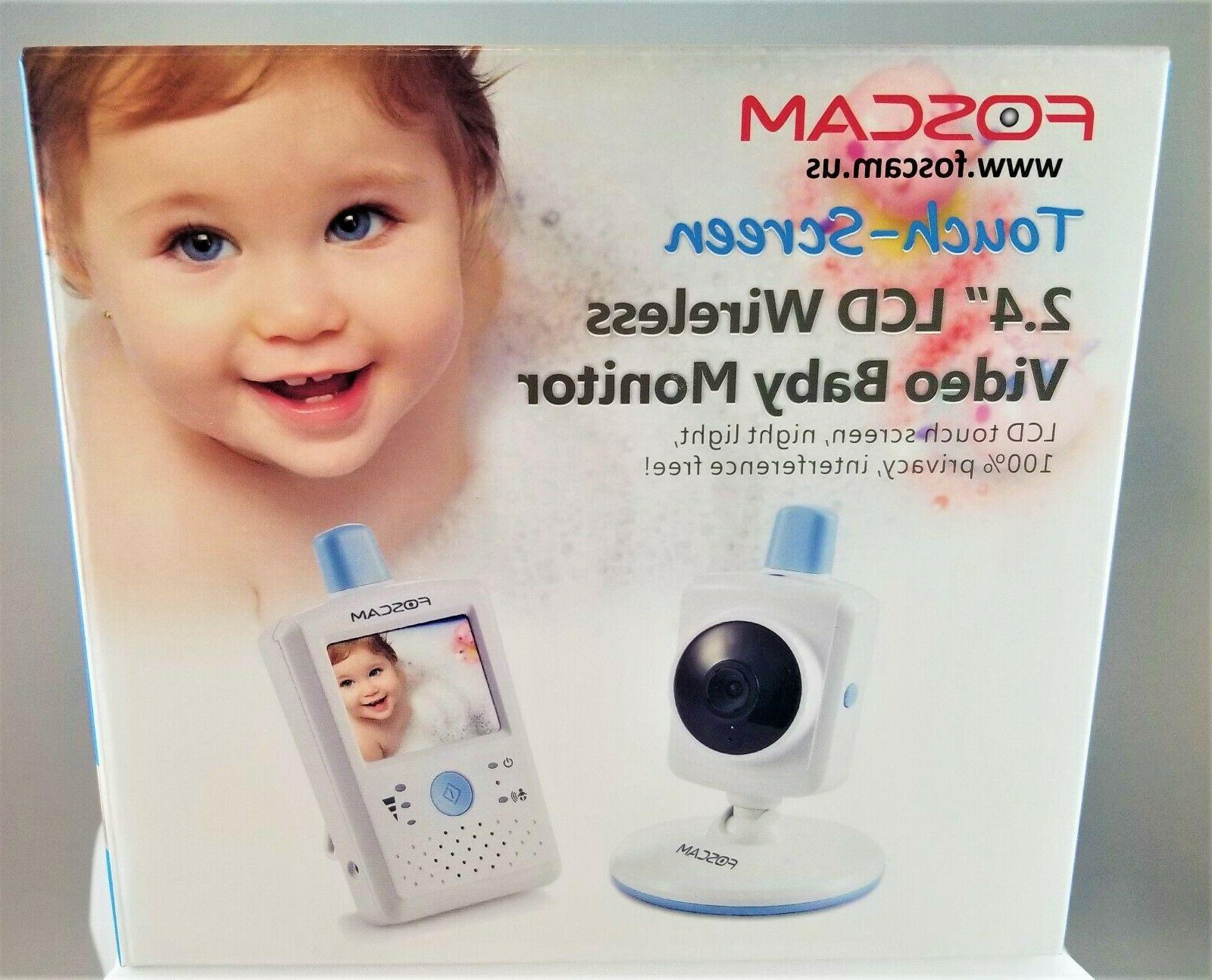 fbm2307 video baby monitor us or eu
