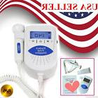 FDA Pocket Fetal Doppler Baby Heart Beat Prenatal Heart Rate