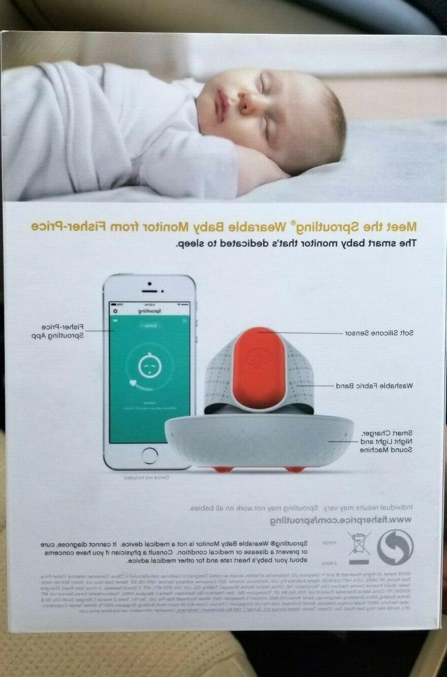 Fisher Sprouting Baby Monitor