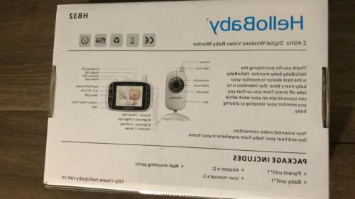 Digital Monitor With Night Vision HB32
