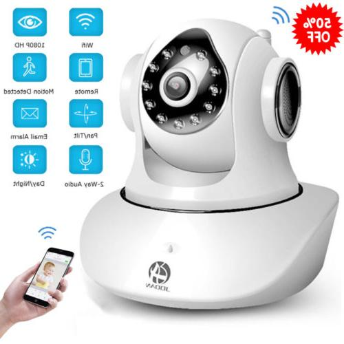 JOOAN 1080P/720P WIFI Camera Home IP Camera 2 Way Audio Nann