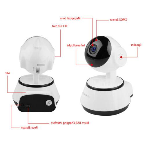 Outdoor Camera 720P Wireless Vision