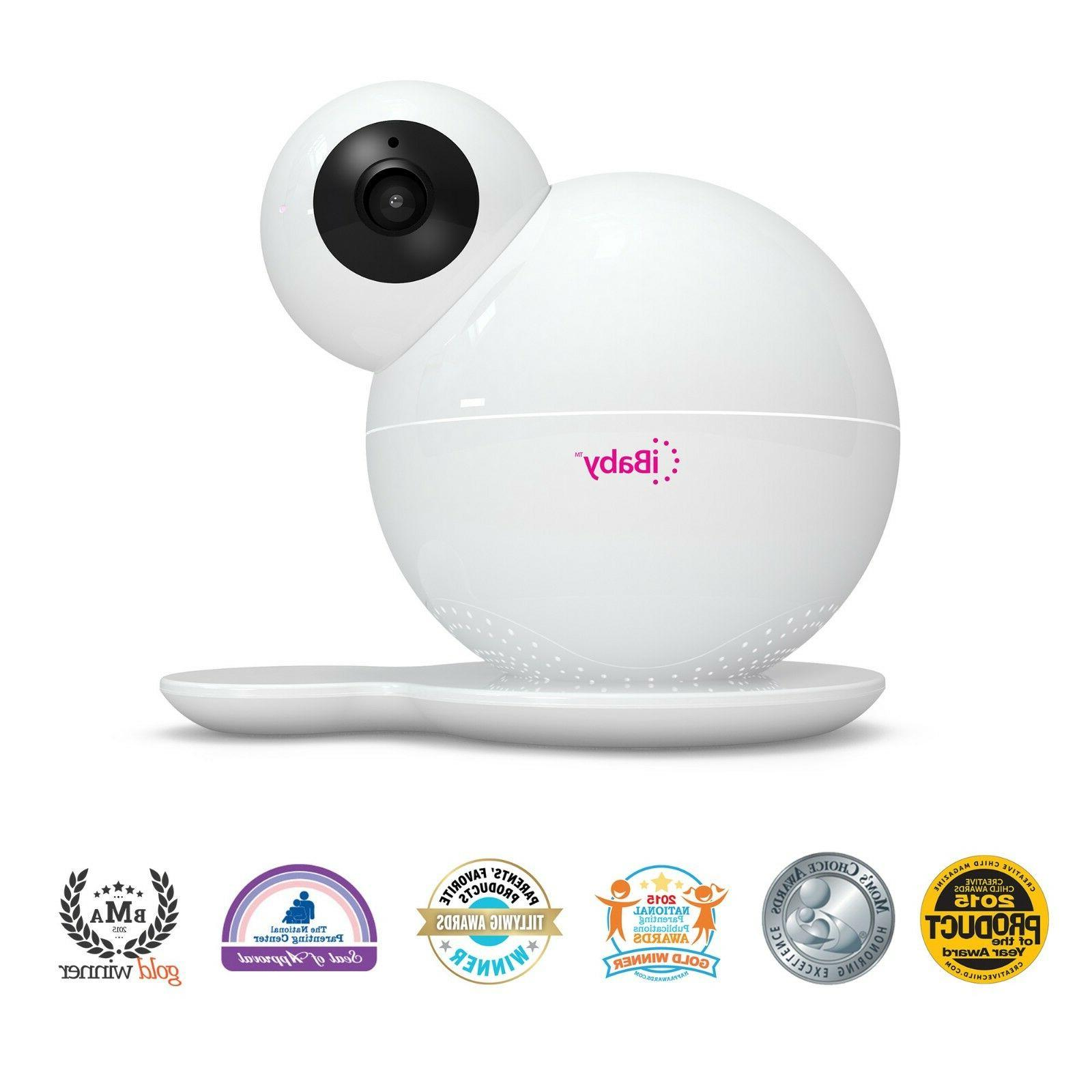 iBaby Monitor M6S, Smart Digital Wi-Fi Baby Monitor With Sma