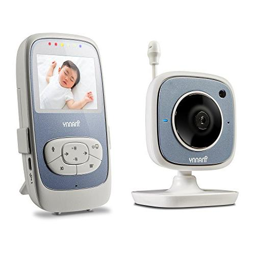iNanny Digital Baby LCD and Wi-Fi Viewing