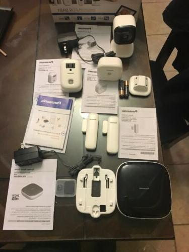Panasonic KX-HN6022W Connected Home Baby Monitoring System all-in-one Kit