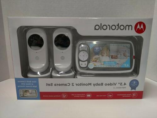 mbp483xl 2 4 3 video baby monitor