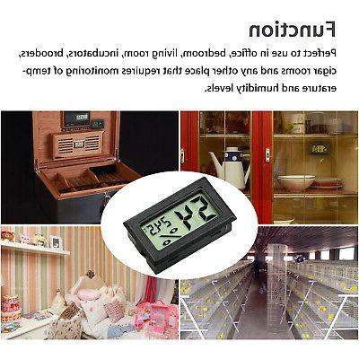 Mini LCD Thermometer Indoor Room