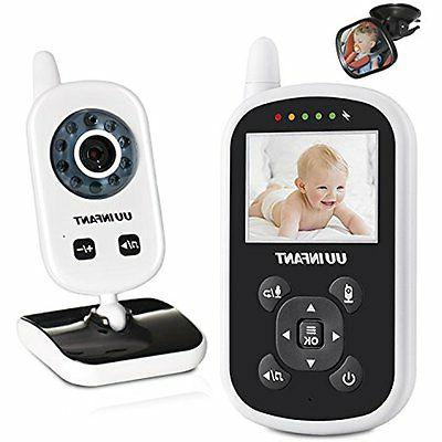 UU Infant Video Baby Monitor with Digital Camera Wireless UU