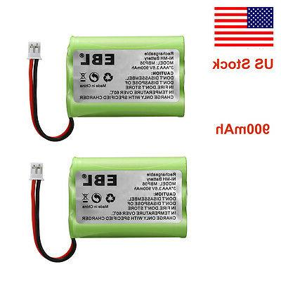 2X 3.6V 900mAh Monitor Battery for Motorola MBP36 MBP36PU 2791