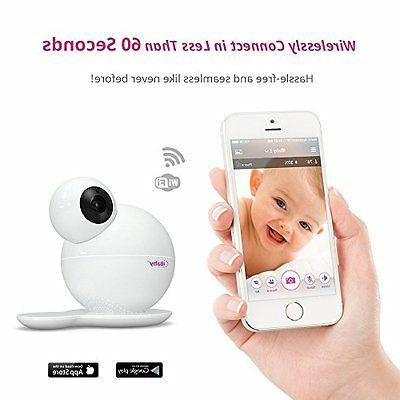 iBaby Monitor 1080p Full Digital Baby iOS and New
