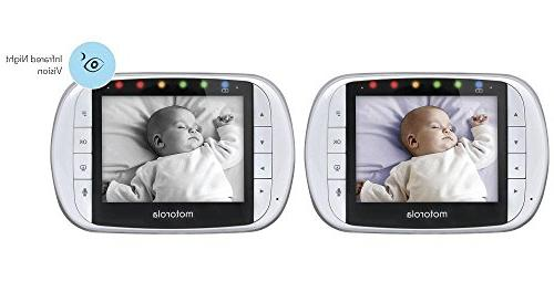 Motorola Baby with 2 3.5 Inch Remote Zoom