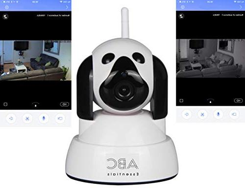 Monitor WiFi Video Camera Babyphone Child Pet Monitor Home O