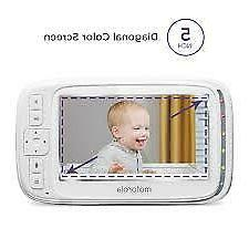 """Motorola Baby with 5"""" Color"""