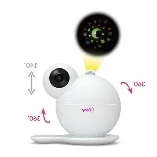 New Baby Infant Monitor Wifi Digital