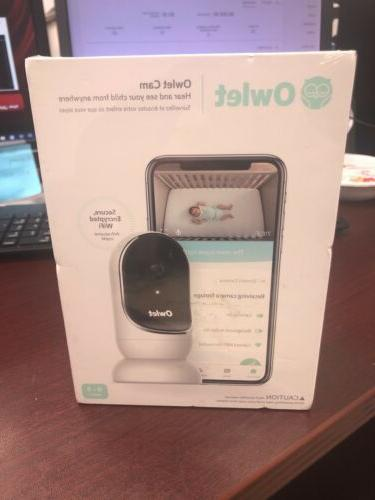 new in sealed box cam wi fi