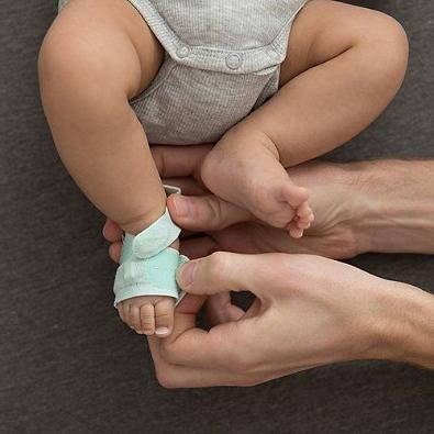 Owlet Smart Sock Baby Monitor Track Your Heart