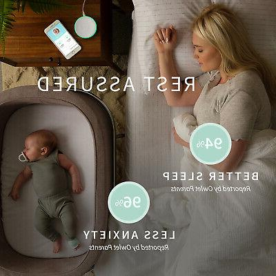 Owlet Smart Cam Monitor Heart Rate HD