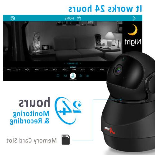 1080P Security WiFi Monitor System