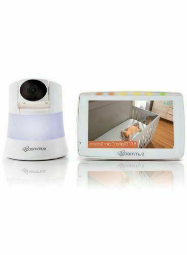 panorama video baby monitor with 5 inch