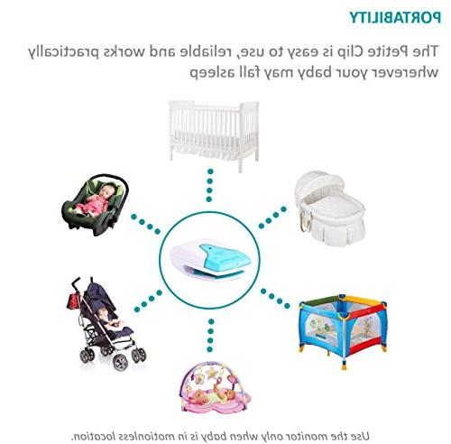 New Baby Movement with Stimulation Audible Alarm - Baby's and Parents' Peace of
