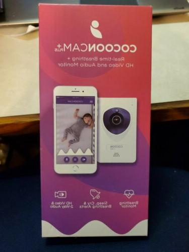 plus baby monitor with breathing monitoring